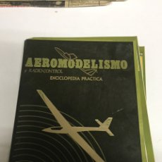 Libros: LIBRO AEROMODELISMO. Lote 147047581
