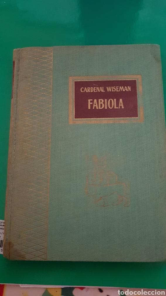 LIBRO FABIOLA (Libros Nuevos - Ocio - Otros)