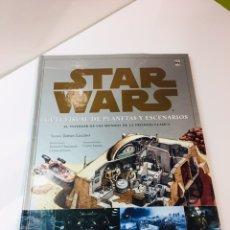 Libros: LIBRO STAR WARS GUIA DE PLANETAS Y ESCENARIOS,. Lote 151192656