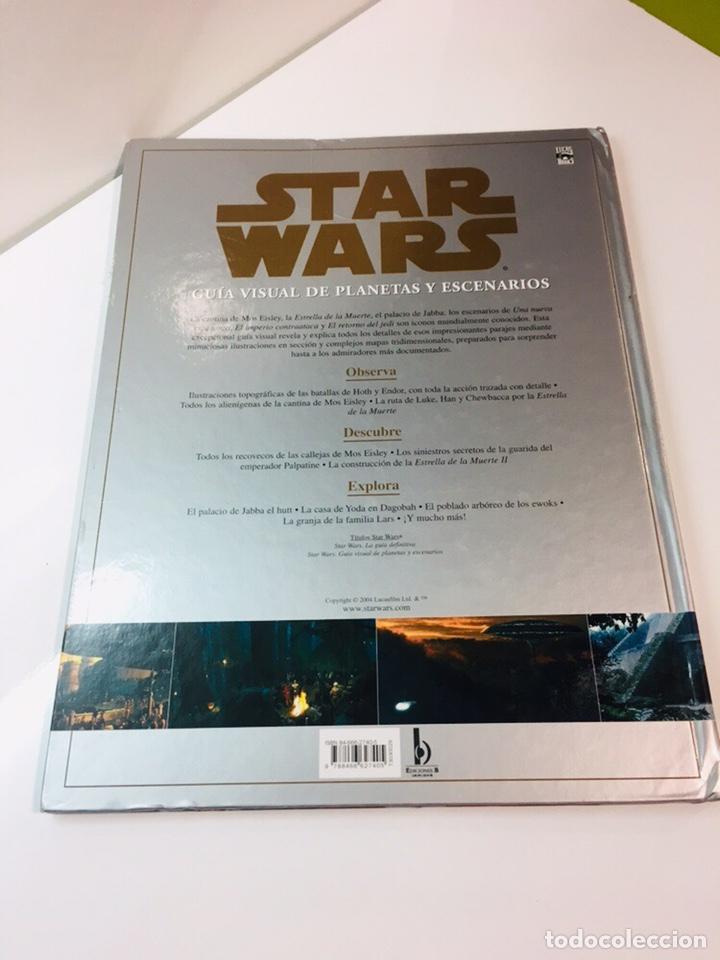 Libros: Libro Star Wars guia de planetas y escenarios, - Foto 3 - 151192656