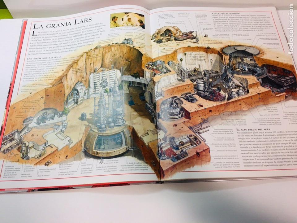 Libros: Libro Star Wars guia de planetas y escenarios, - Foto 4 - 151192656