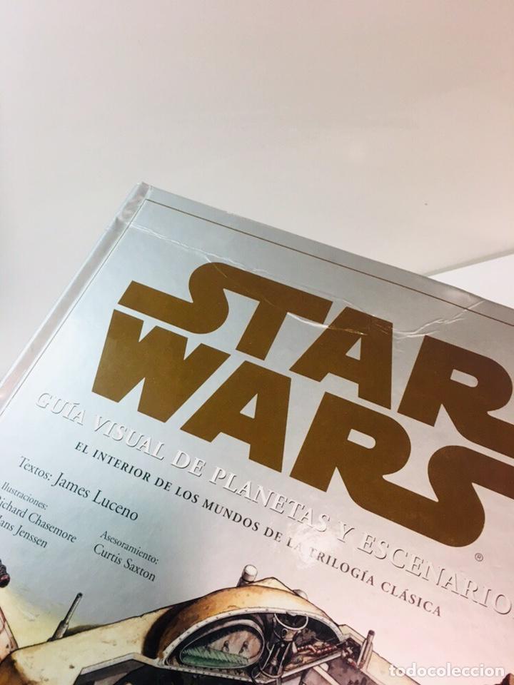 Libros: Libro Star Wars guia de planetas y escenarios, - Foto 7 - 151192656