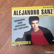 Libros: BIOGRAFIA ALEJANDRO SANZ. Lote 151606060