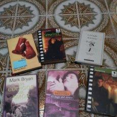 Libros: LOTE 5 LIBROS VARIADOS. Lote 151738624