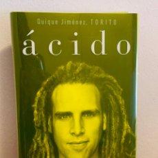 Libros: LIBRO - ÁCIDO. Lote 152146948
