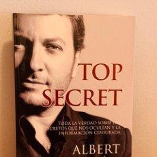 Libros: LIBRO - TOP SECRET. Lote 152148405