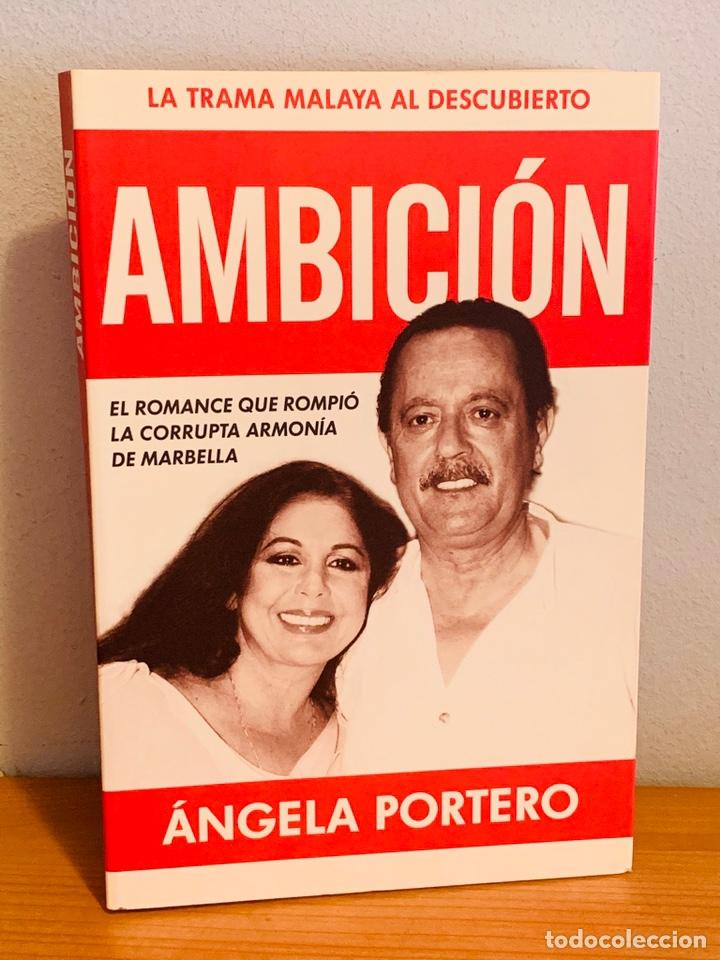 LIBRO - AMBICIÓN (Libros Nuevos - Ocio - Otros)