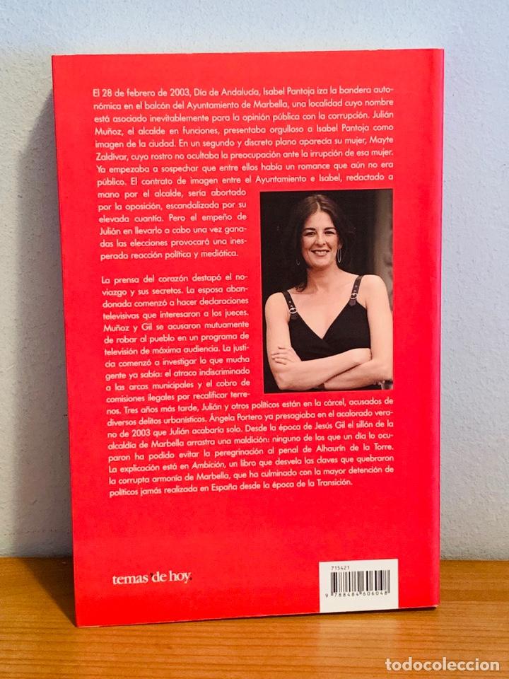Libros: LIBRO - AMBICIÓN - Foto 2 - 152163465