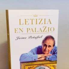 Libros: LIBRO - LETIZIA EN PALAZIO. Lote 152271424