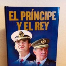 Libros: LIBRO - EL PRÍNCIPE Y EL REY. Lote 152282349