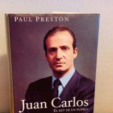 Libros: LIBRO - JUAN CARLOS. EL REY DE UN PUEBLO. Lote 152287728