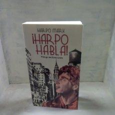 Libros: ¡HAR PO HABLA! SEIX BARRAL. Lote 156538609