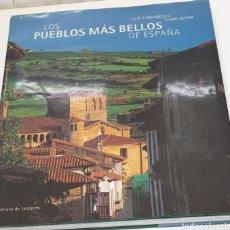 Libros: LOS PUEBLOS MÁS BONITOS DE ESPAÑA. Lote 156739410