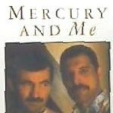 Libros: MERCURY AND ME. Lote 156997874