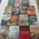 Libros: LOTE DE LIBROS 9 DE KENT FOLLET,ZAFON,REVERTE Y OTROS. Lote 157247422