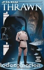 STAR WARS THRAWN (CÓMIC) (Libros Nuevos - Ocio - Otros)