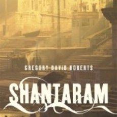 Libros: SHANTARAM CAT. Lote 158243484
