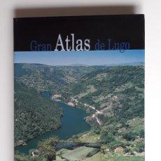 Libros: GRAN ATLAS DE LUGO. Lote 160332537