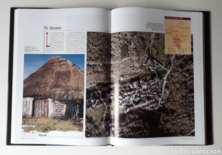 Libros: Gran Atlas de Lugo - Foto 3 - 160332537
