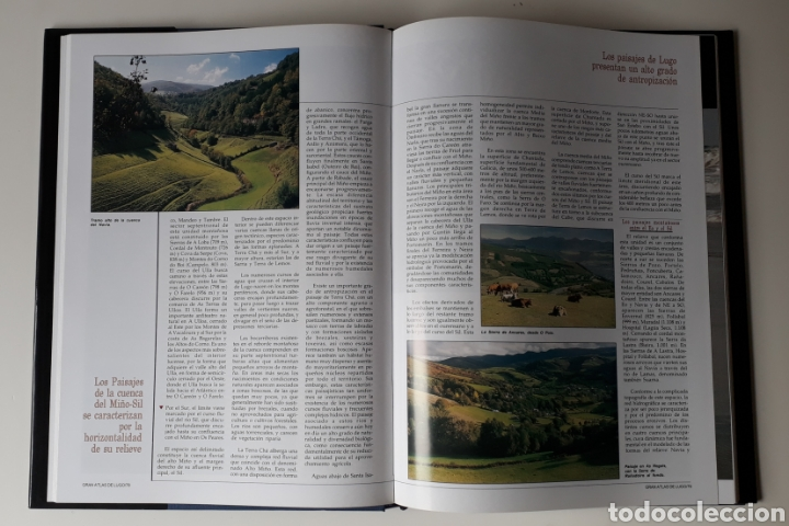 Libros: Gran Atlas de Lugo - Foto 5 - 160332537