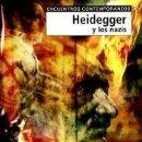 Libros: HEIDEGGER Y LOS NAZIS. Lote 160471864
