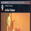 Libros: JULIO CÉSAR. Lote 160543204
