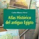 Libros: ATLAS HISTORICO DEL ANTIGUO EGIPTO. Lote 160786193