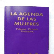 Libros: LA AGENDA DE LAS MUJERES. AÑO 1998. Lote 161248430
