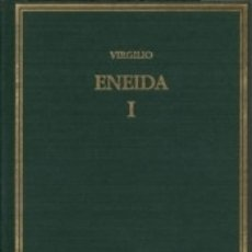 Libros: ENEIDA. VOL. I (LIBROS I-III). Lote 162008130