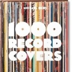 Libros: 1000 RECORD COVERS. Lote 162673736