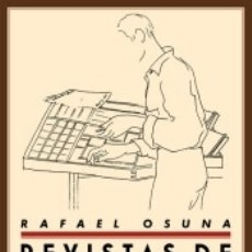 Libros: REVISTAS DE ALTOLAGUIRRE EN CUBA Y MÉXICO. Lote 162710697