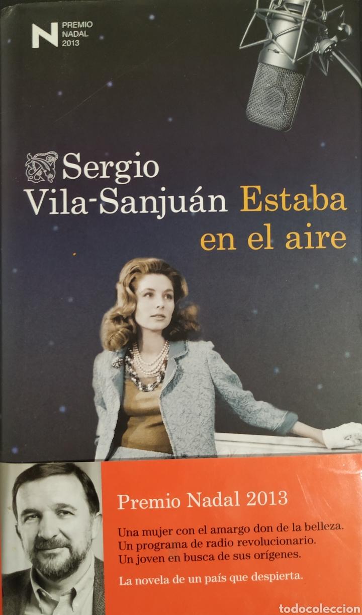 ESTABA EN EL AIRE (Libros Nuevos - Ocio - Otros)
