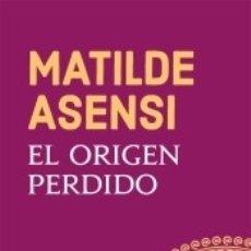Libros: EL ORIGEN PERDIDO. Lote 163379098