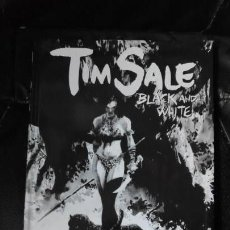 Libros: TIM SALE BRACK AND WHITE. Lote 163719302