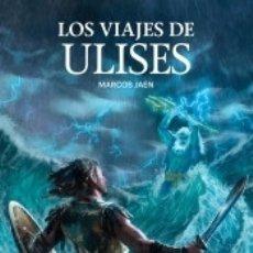 Libros: LOS VIAJES DE ULISES. Lote 164046852