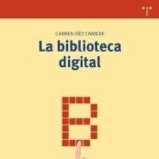 Libros: LA BIBLIOTECA DIGITAL. Lote 164468044