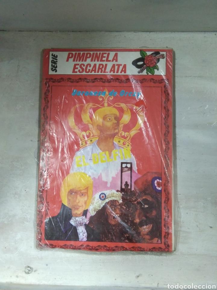 PIMPINELA ESCARLATA. BARONESA DE ORCZY (Libros Nuevos - Ocio - Otros)