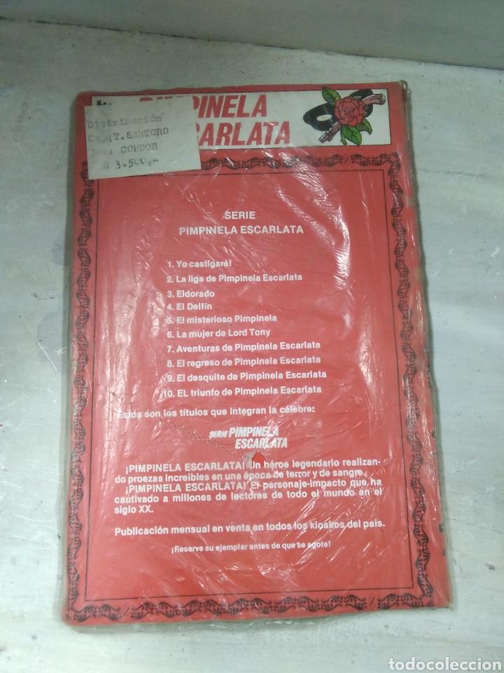 Libros: Pimpinela escarlata. Baronesa de Orczy - Foto 2 - 164519620