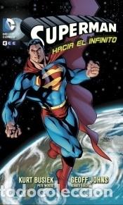 SUPERMAN: HACIA EL INFINITO (Libros Nuevos - Ocio - Otros)