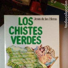 Libros: CHISTES VERDES ESPAÑOLES. Lote 165162020