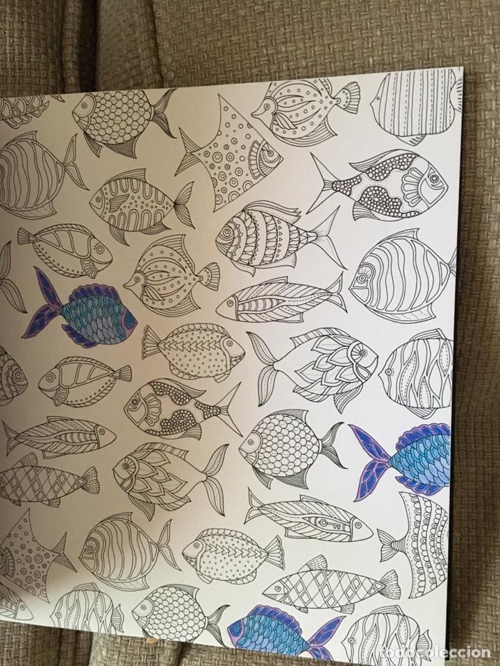 Libros: MÁNDALA El Océano Perdido Johanna Basford - Foto 9 - 165256653