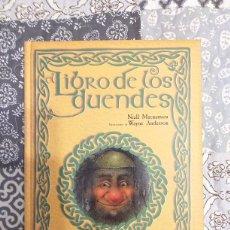 Libros: EL LIBRO DE LOS DUENDES. Lote 165787800