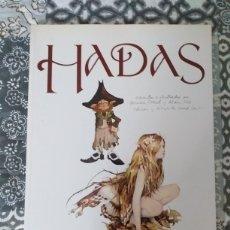 Libros: HADAS. Lote 165788960
