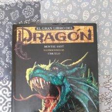 Libros: EL GRAN LIBRO DEL DRAGÓN. Lote 165847545