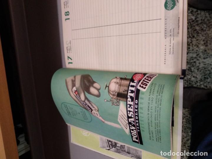 Libros: AGENDA WASSERMANN - AÑO 1949 - PRECIOSOS ANUNCIOS DE LA EPOCA - VER FOTOS - Foto 4 - 165999234