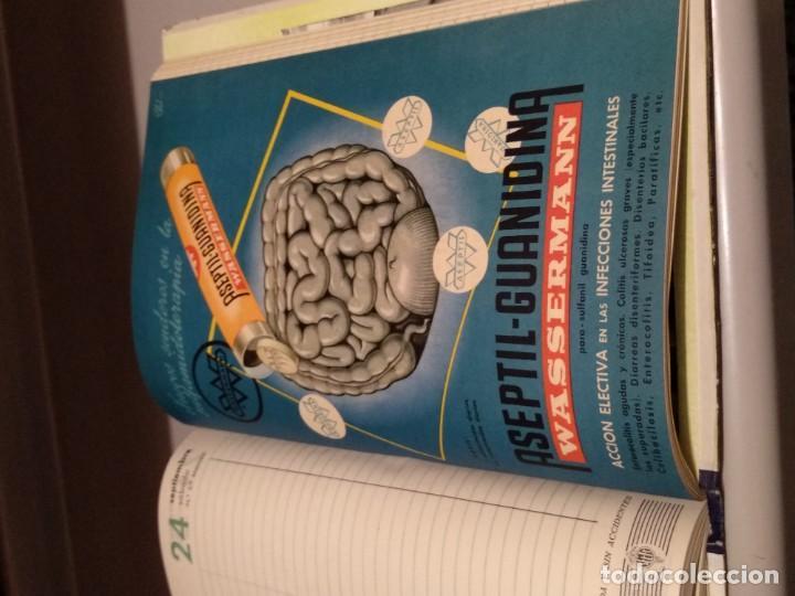 Libros: AGENDA WASSERMANN - AÑO 1949 - PRECIOSOS ANUNCIOS DE LA EPOCA - VER FOTOS - Foto 6 - 165999234