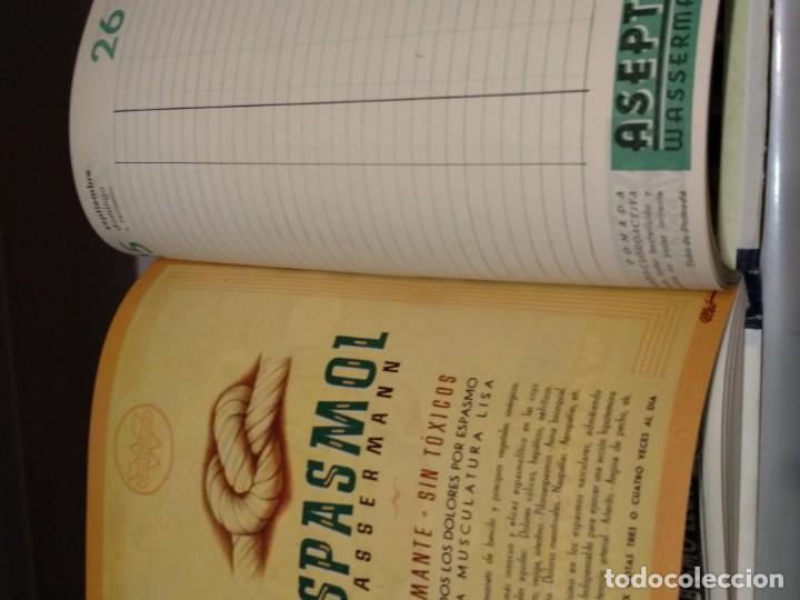 Libros: AGENDA WASSERMANN - AÑO 1949 - PRECIOSOS ANUNCIOS DE LA EPOCA - VER FOTOS - Foto 7 - 165999234