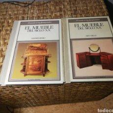 Libros: EL MUNDO DE LA ANTIGUEDADES EL MUEBLE DEL SIGLO XX ARTE DECO Y MODERNISMO. Lote 167745762