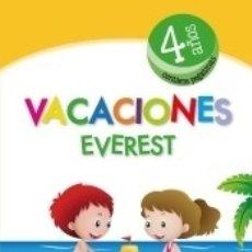 Libros: VACACIONES 4 AÑOS. Lote 168146072