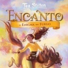 Libros: ENCANTO. EL ENIGMA DEL FUEGO. Lote 168187244